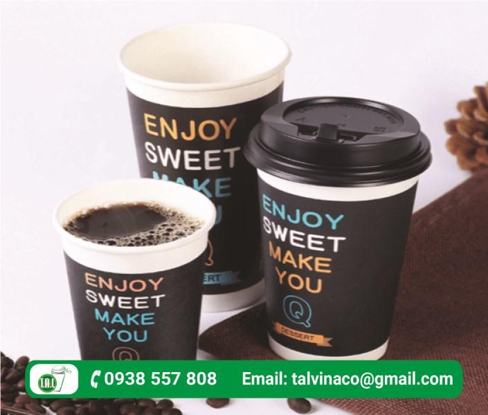 Ly giấy đựng cafe